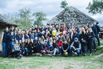 Цікава Дніпропетровщина: екскурсія студентів ДДУВС Галушківкою
