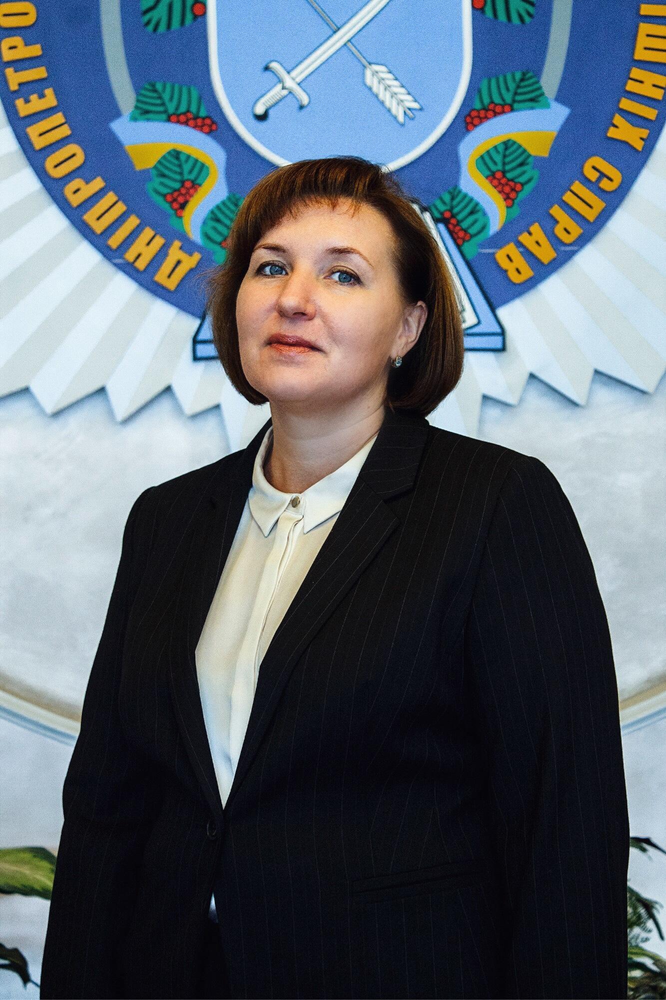 Шевченко Таїсія Віталіївна – старший викладач кафедри.