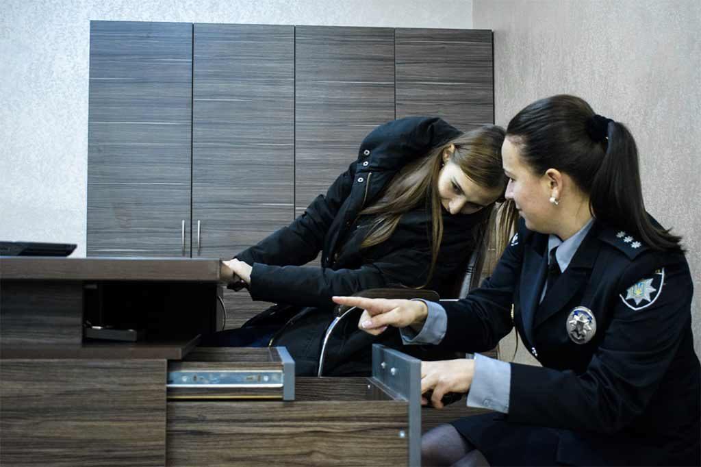 У ДДУВС ініціювали освітньо-професійний проект «One day at Dnipropetrovsk State University of Internal Affairs».