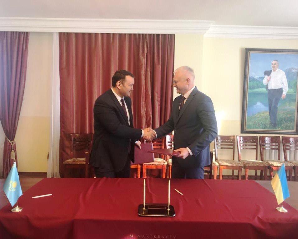 Якість міжнародного рівня: ДДУВС розпочинає співпрацю із провідними вишами Казахстану
