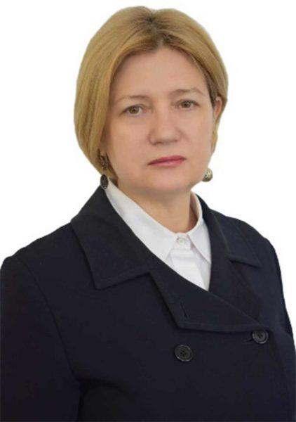 Чумаченко Тетяна Миколаївна