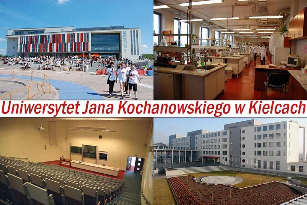 Jan Kochanowski University (JKU) in Kielce (Poland)