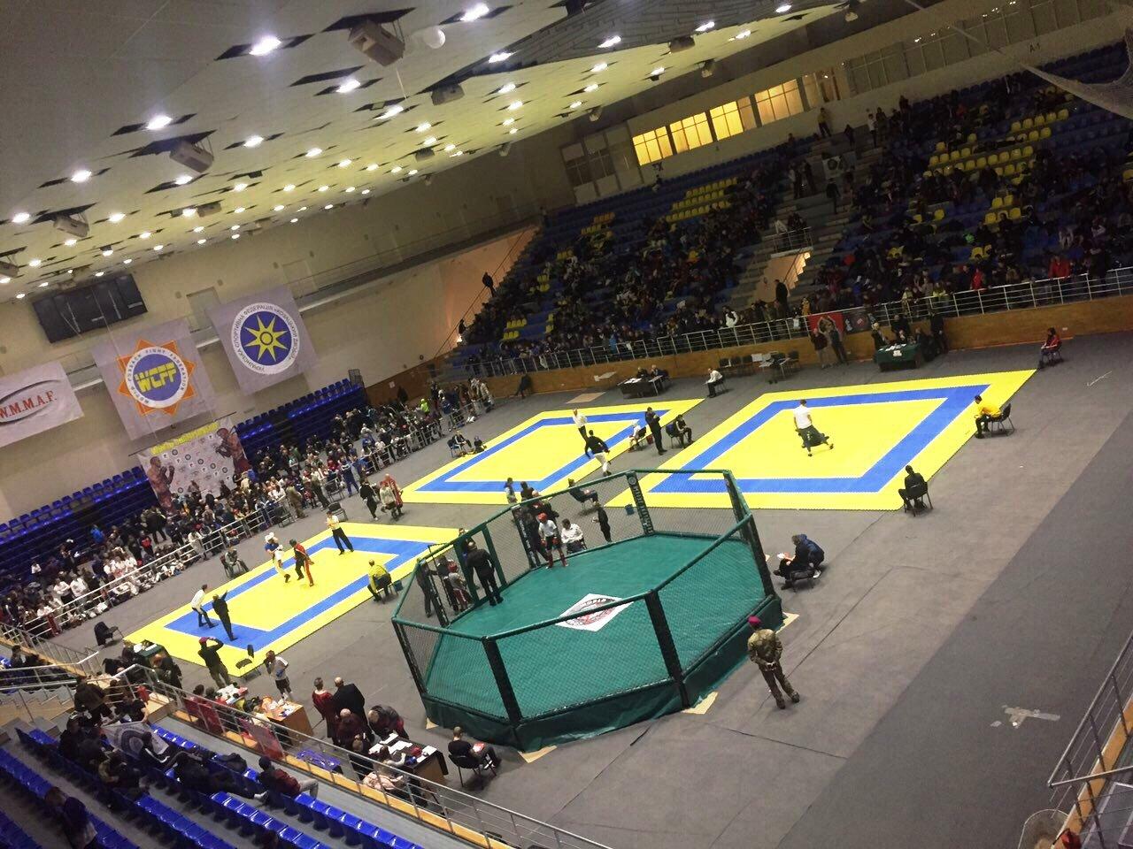 Чемпіонат світу «Козацькі двобої-2018»: на рахунку спортсменів ДДУВС – 2 медалі