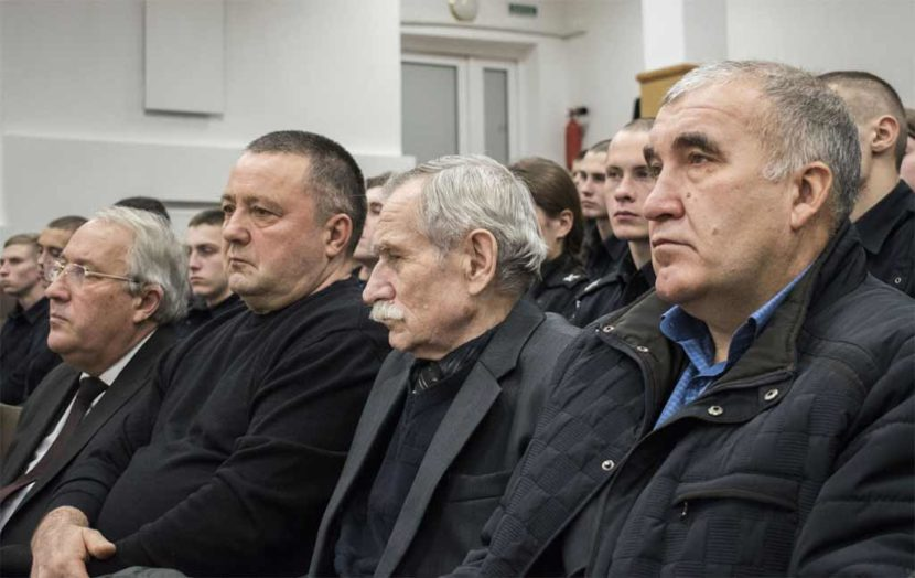 Відлуння біди стихне ще не скоро: у ДДУВС віддали шану чорнобильцям