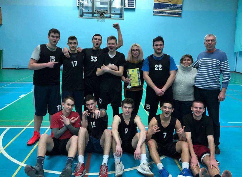 Баскетболісти ДДУВС – призери обласних змагань