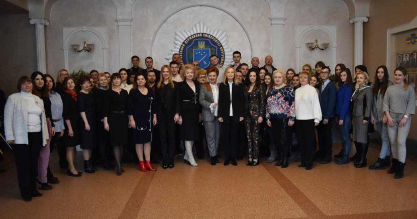 Всеукраїнська конференція у ДДУВС