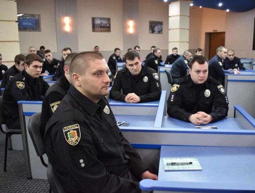 «Шериф по-українськи»: як у ДДУВС навчають дільничних офіцерів поліції нового формату