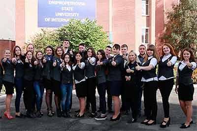 ДДУВС -  кращий навчальний заклад регіону у галузі права