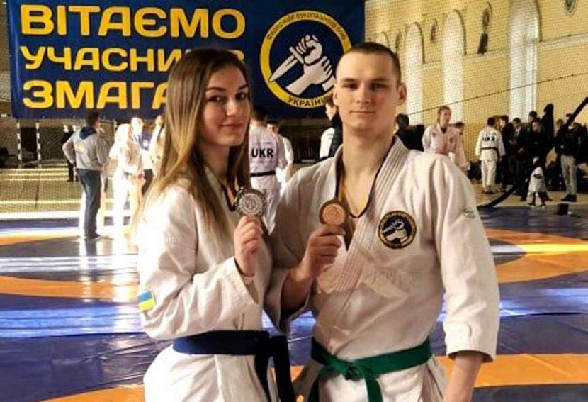 Першокурсники ДДУВС – призери Чемпіонату України з рукопашного бою