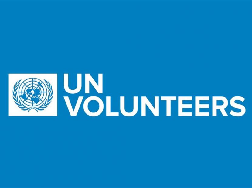 UN Volunteers Special Recruitment Drive