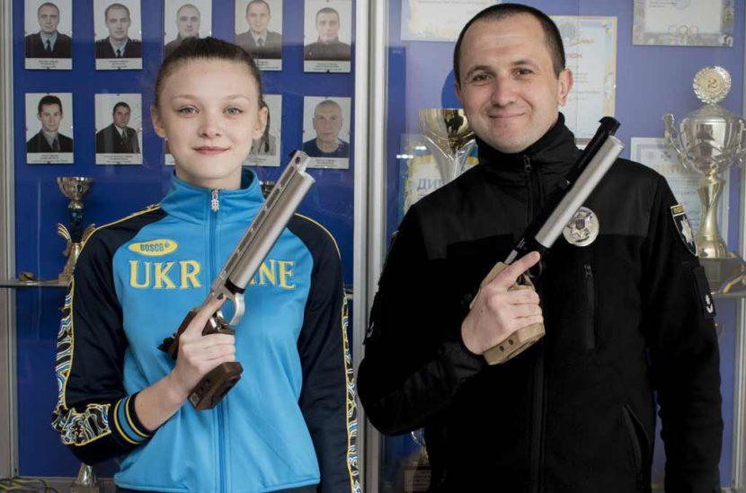 Нещодавно у Дніпрі відбувся відкритий чемпіонат області з кульової стрільби з пневматичної зброї