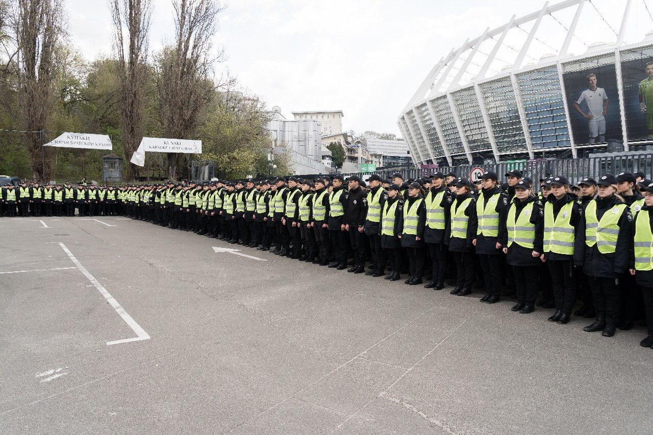 ДДУВС долучиться до забезпечення громадського порядку під час дебатів у Києві