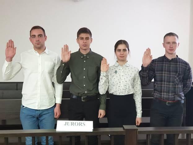 Судове засідання для знавців англійської мови