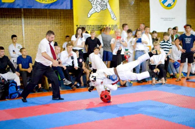 Курсантка ДДУВС Єлизавета Шкуренко стала срібною призеркою Чемпіонату України з рукопашного бою