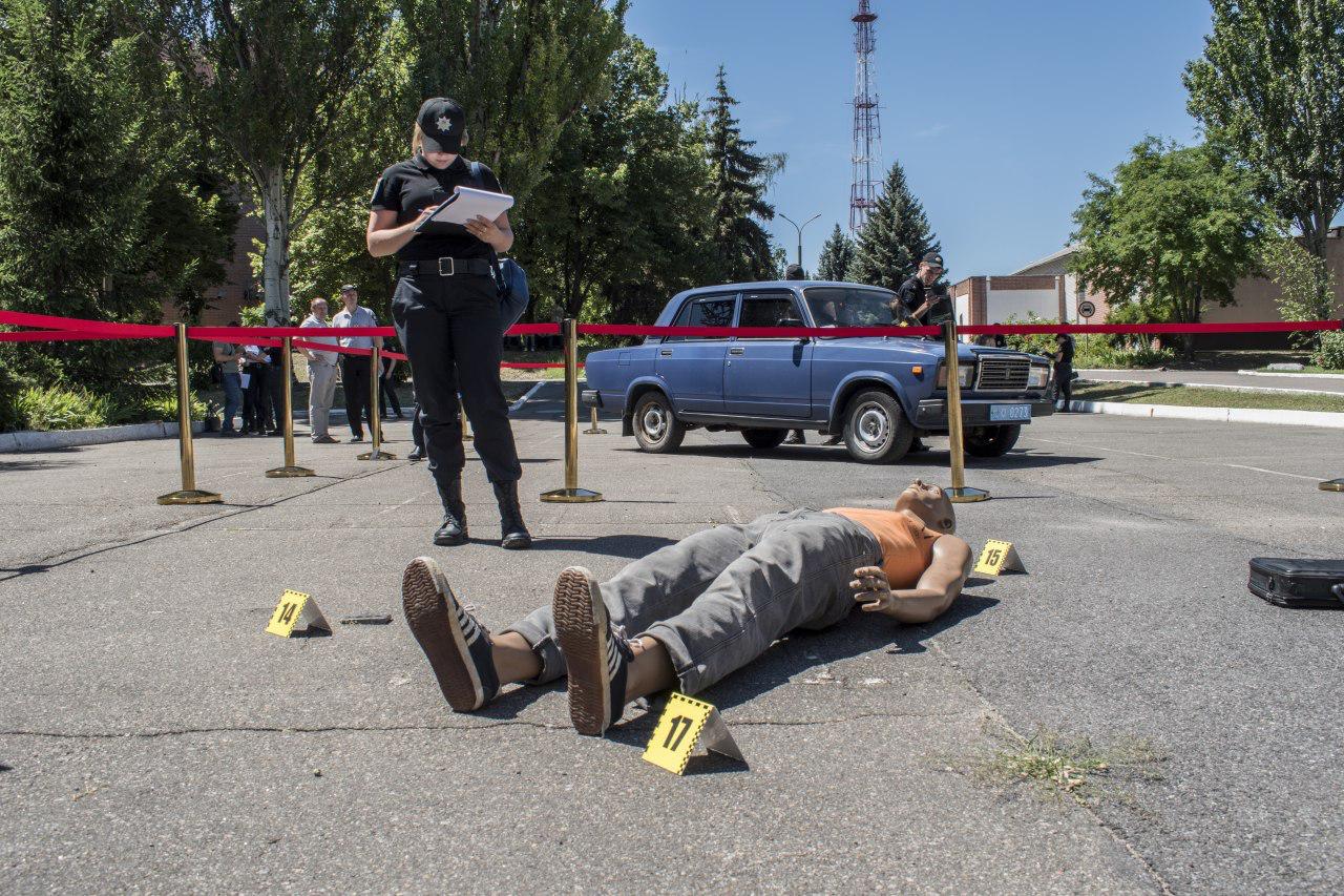 Комплексний іспит з елементами поліцейського квесту