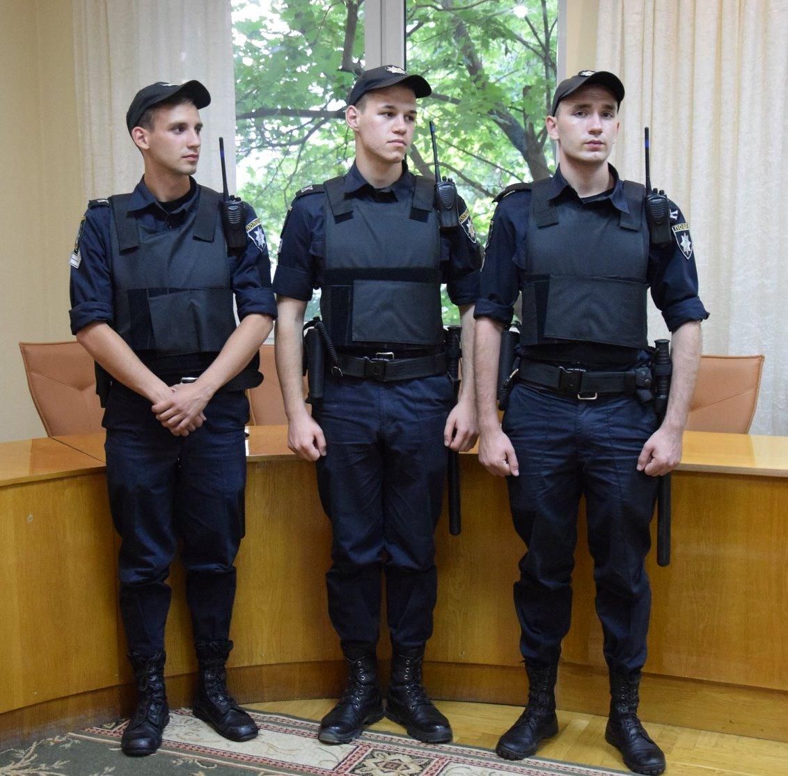 «Безпечний район»: майбутні правоохоронці підтримують громадський порядок