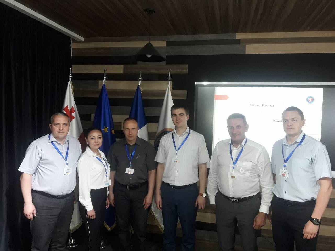 Досвід реформування поліції Грузії: про ключові результати дізнавався представник ДДУВС