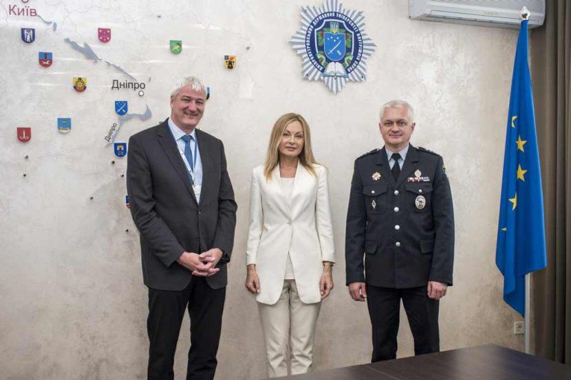 Співробітництво на користь майбутніх правоохоронців ДДУВС: нові результати