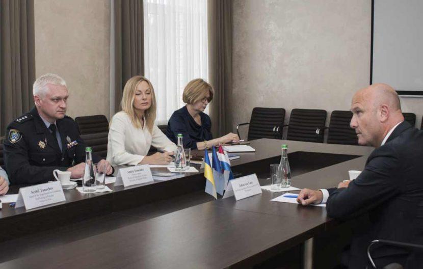 У ДДУВС нові перспективи міжнародної співпраці!
