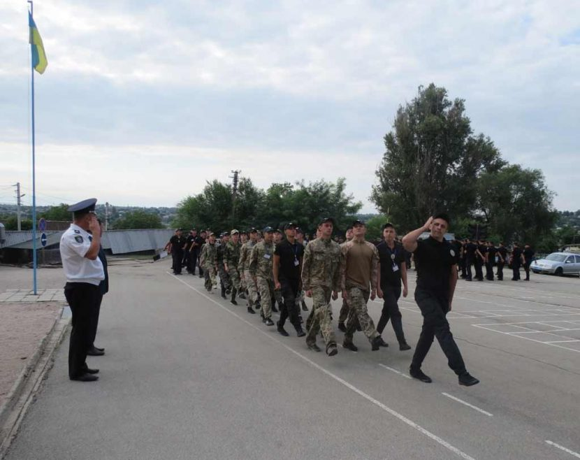 День Національної поліції України в Запоріжжі