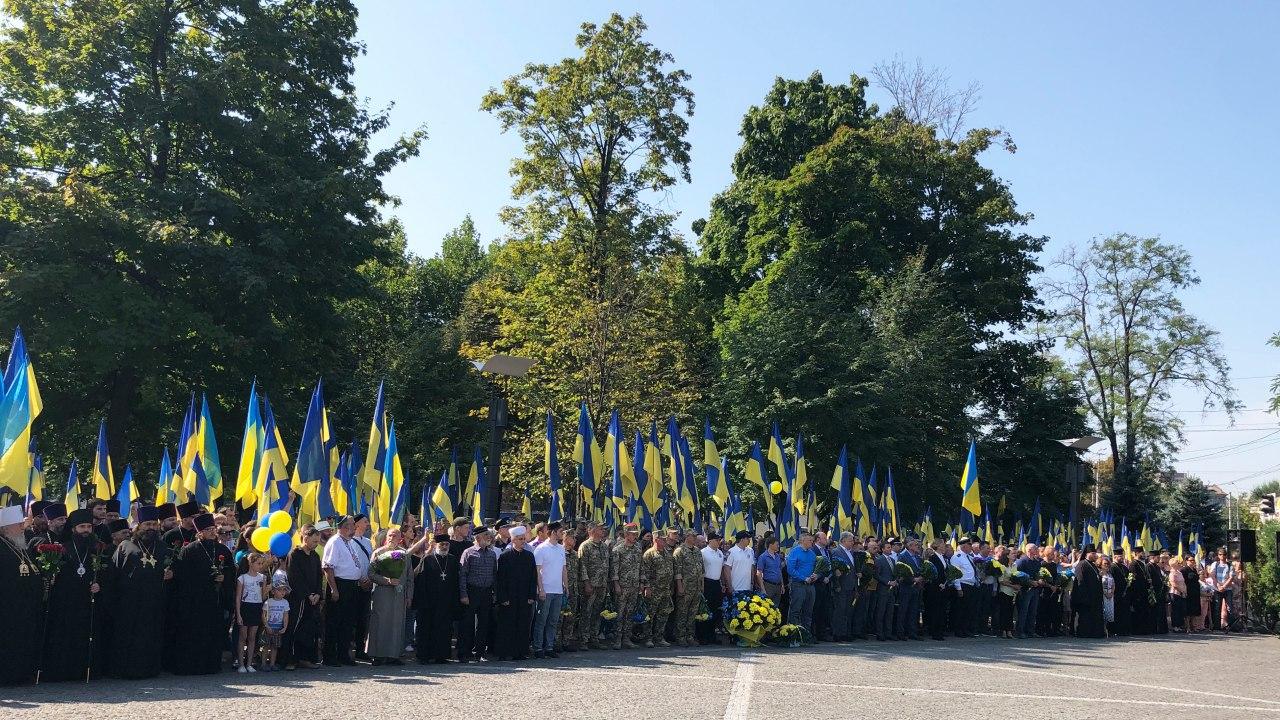 Державний стяг – гордість України!