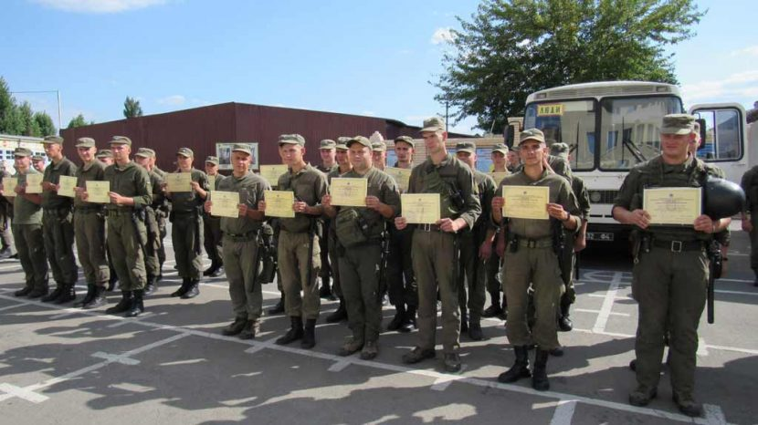 Викладачі ДДУВС навчали військових у рамках нового проекту