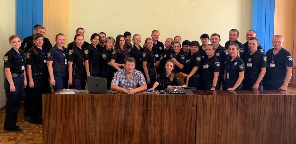 Слухачі «Академії поліції» вивчали принципи застосування поліграфа
