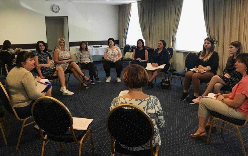 Психосоціальна робота з наслідками травматизації дітей у результаті домашнього насильства