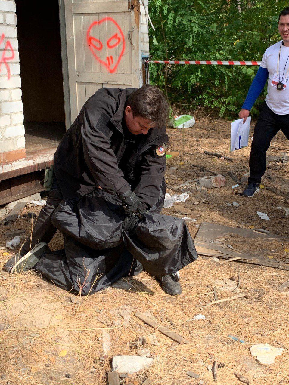 Як лікарі «швидкої» та викладачі тактичної медицини ДДУВС рятували життя
