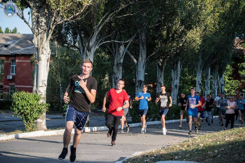 Популяризуємо спорт і здоровий спосіб життя
