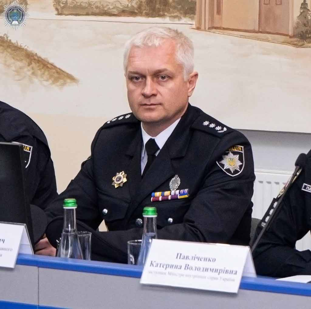У ДДУВС привітали поліцейських офіцерів громади з завершенням теоретичної частини навчання