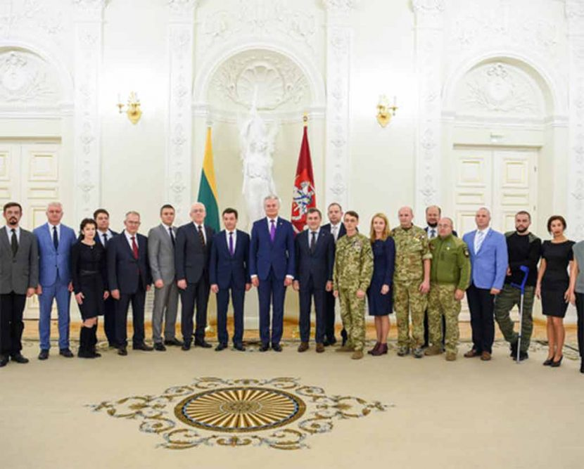 Working trip to the Republic of Lithuania