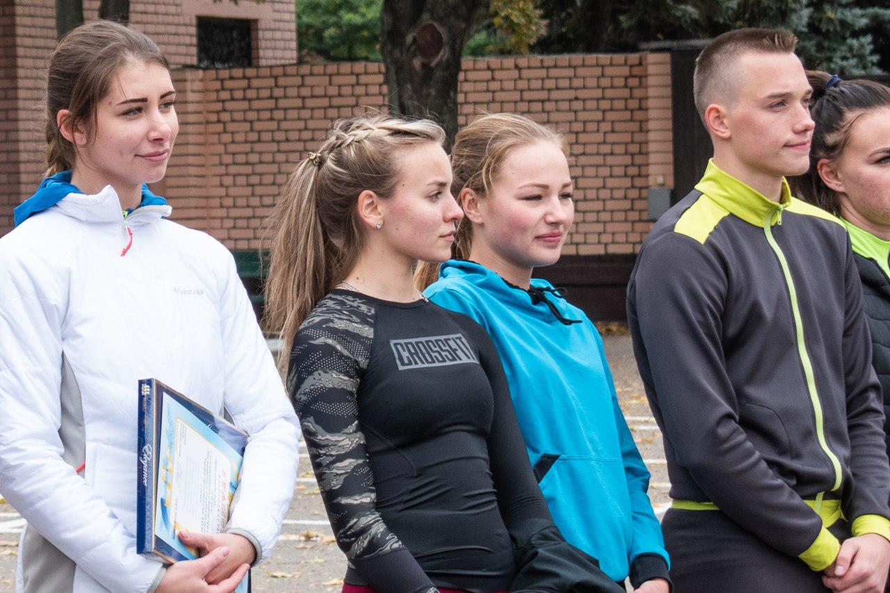 У ДДУВС обрали найкращих легкоатлетів