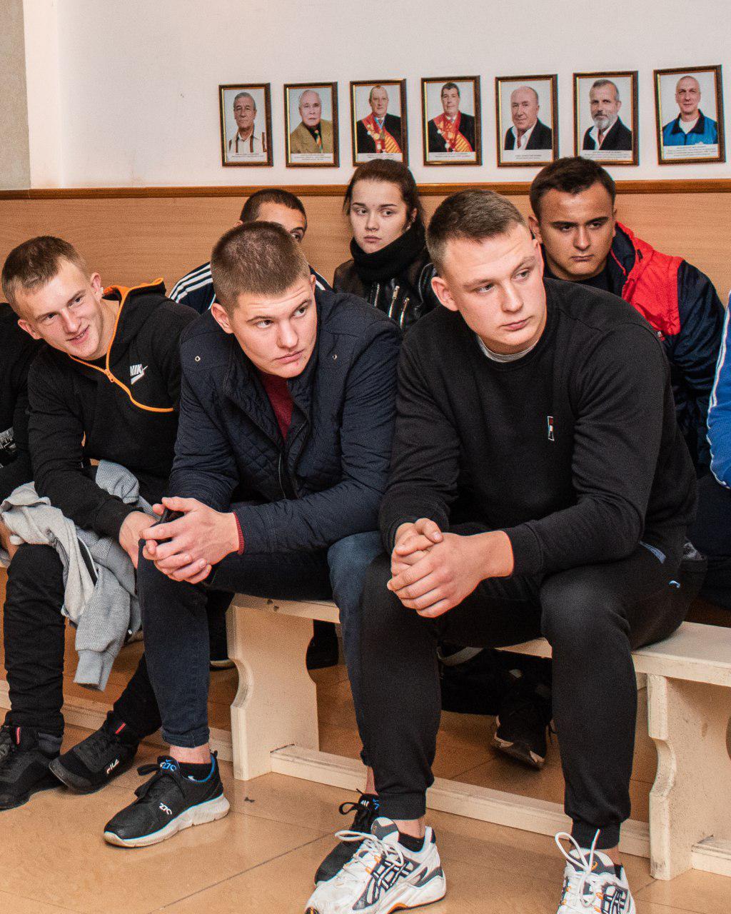 Хто вони, найсильніші спортсмени університету?