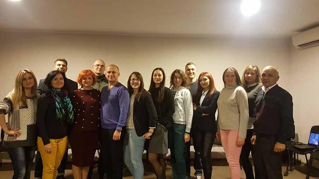 Викладачка ДДУВС взяла участь у воркшопі Асоціації юридичних клінік України
