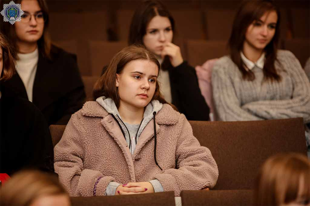 У Всесвітній день психолога студенти ДДУВС поповнили свої знання на професійних майстер-класах