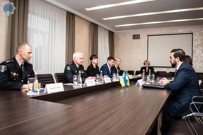 Visit of the Head of NATO Delegation to Ukraine