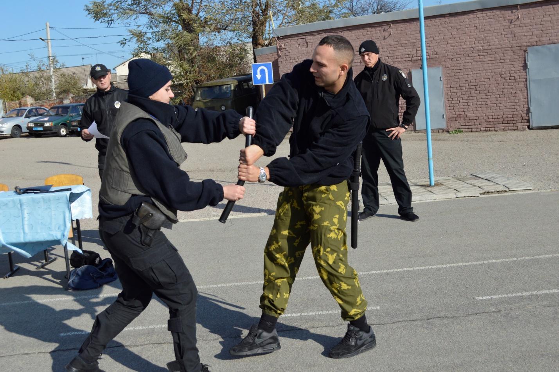 В «Академії поліції» розпочалися іспити для слухачів