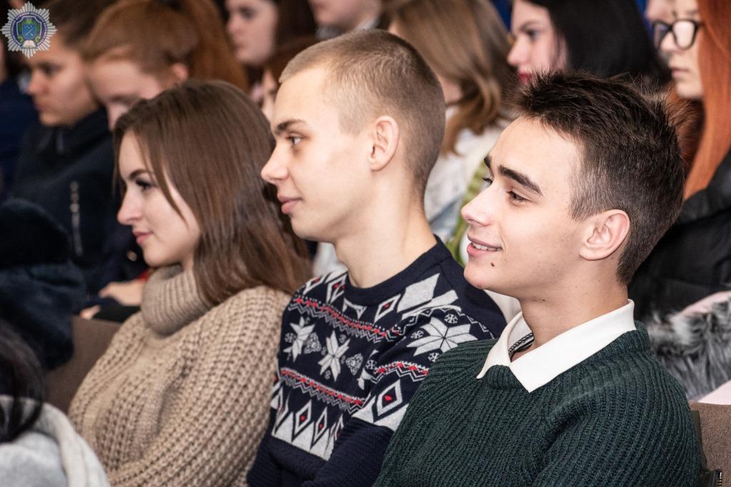 Всеукраїнський соціальний проект реалізується у ДДУВС