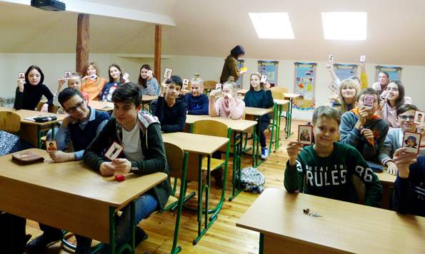 Відбувся тренінг для школярів «Зупинимо булінг разом!»