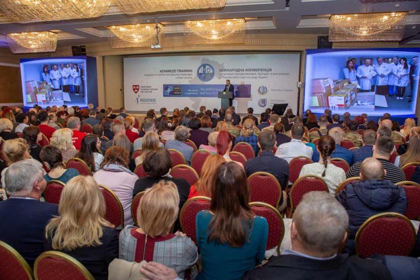 Викладачі ДДУВС взяли участь у міжнародній медичній конференції за підтримки НАТО