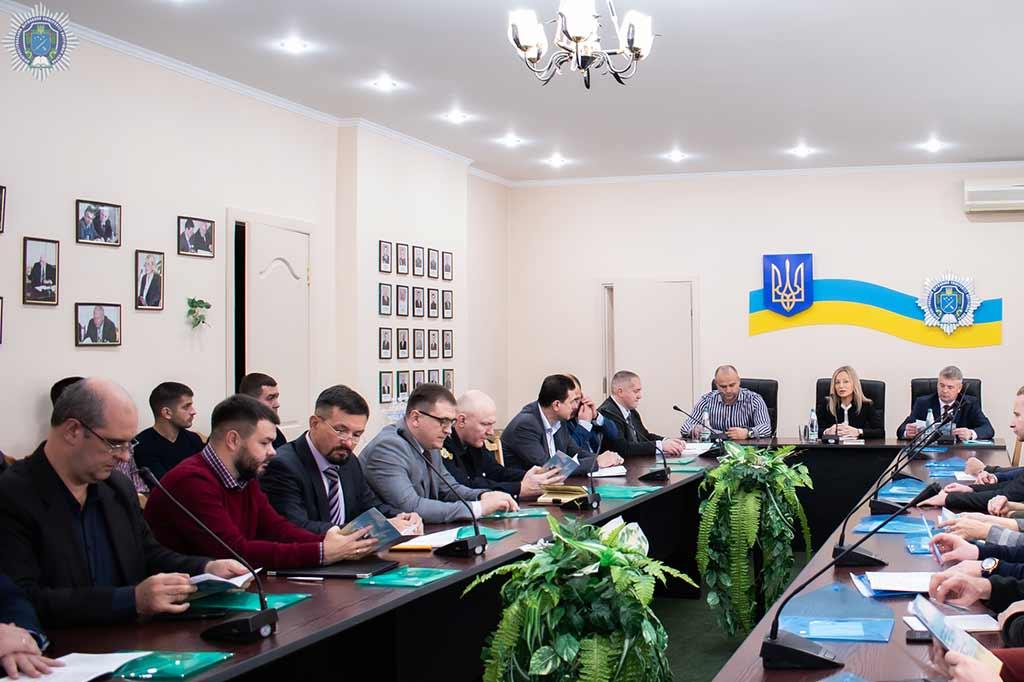 Обмін досвідом та визначення ключових перспектив розвитку: як у ДДУВС пройшла Всеукраїнська науково-практична конференція