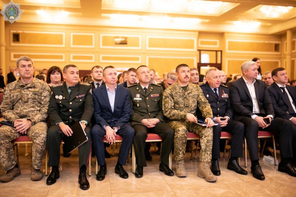 Представники ДДУВС взяли участь у міжнародній презентації