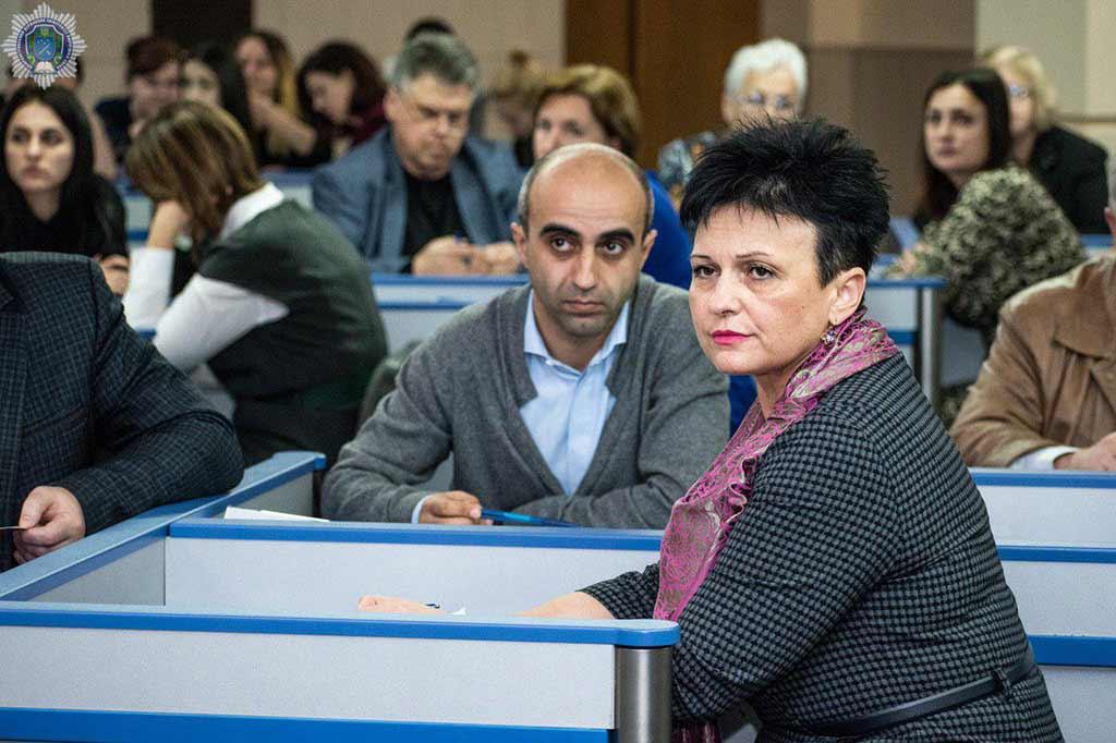 Представники академічної спільноти та правничих інституцій обговорили найактуальніші питання щодо захисту прав людини
