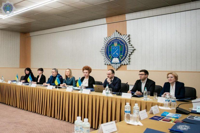 У ДДУВС – Всеукраїнська науково-практична конференція