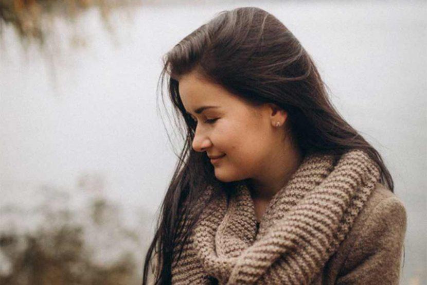 Дівчина з ангельським ім'ям, творчою натурою та привітною вдачею