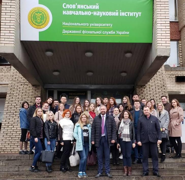 У ДДУВС – засідання Ради молодих вчених