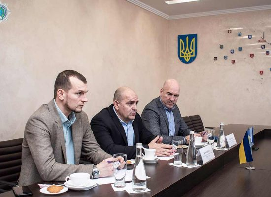 Meeting to discuss further cooperation