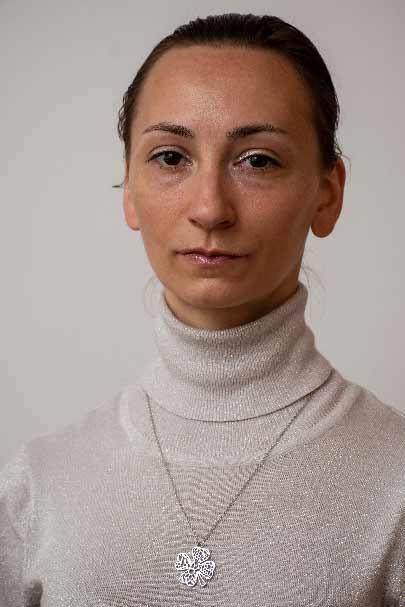 Yuliia Halenko