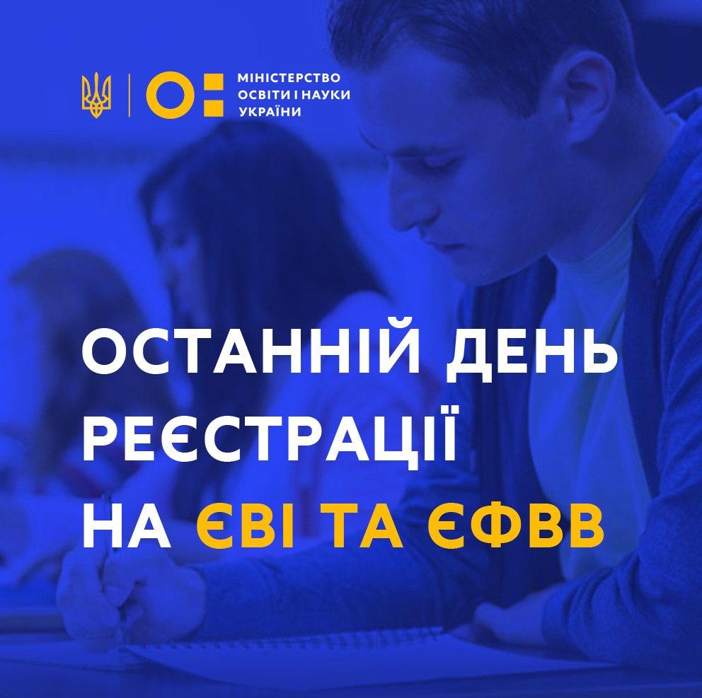 Реєстрація на іспити для вступу в магістратуру завершується!